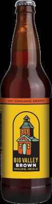 Big Valley Brown 22oz Bottle
