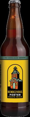 Rendezvous Porter 22oz Bottle