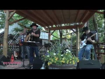 Old Schoolhouse Brewery Stage with RT Jr. Band